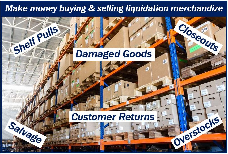 Make money trading in liquidated stocks 839839893839