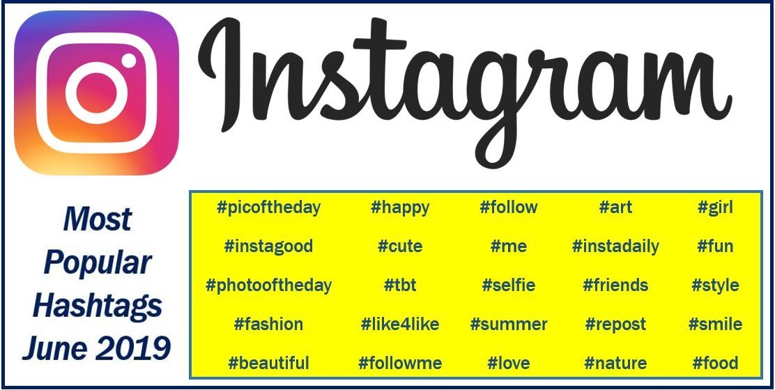 Instagram hashtags to boost following image 4444