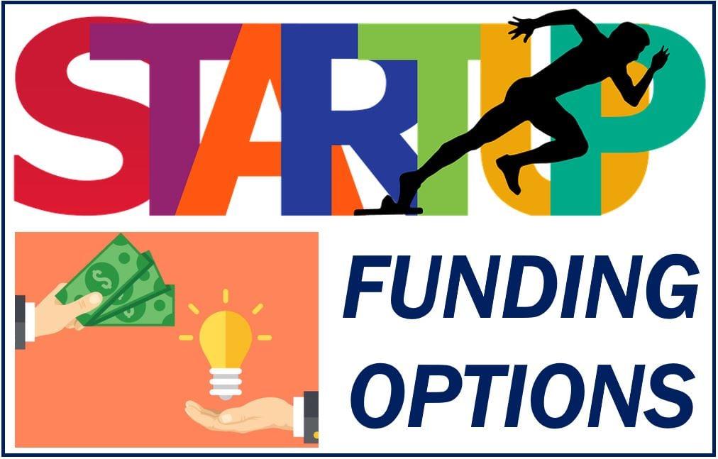 Startup funding options image 1
