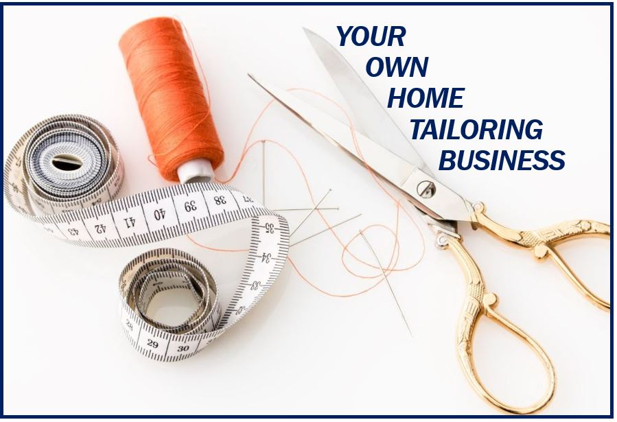 Home tailoring business