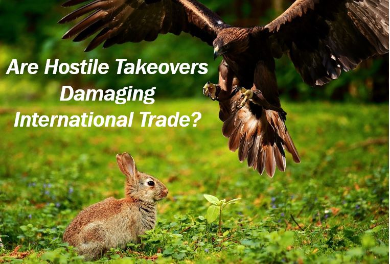Mergers and acquisitions hostile takeovers