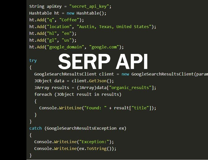 Understanding the Services of SERP API - Market Business News