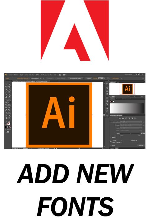 How To Add New Font To Illustrator Complete Guide
