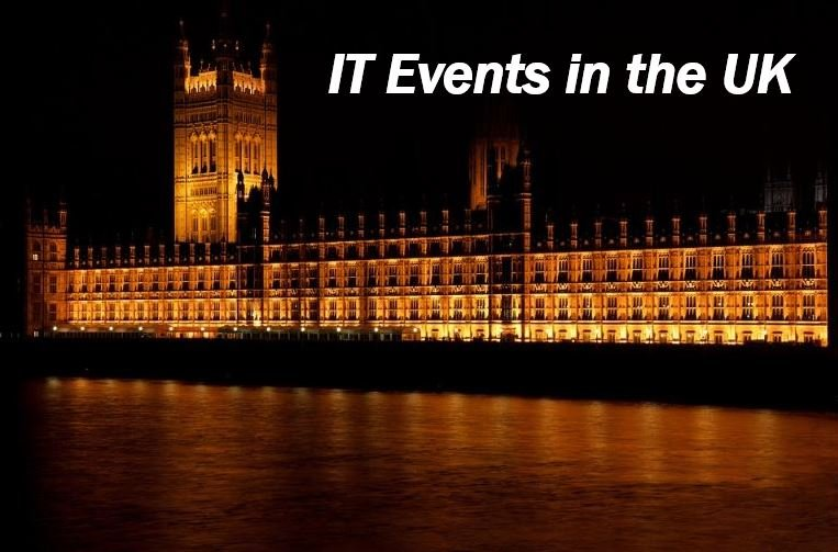 IT events in the UK 4533