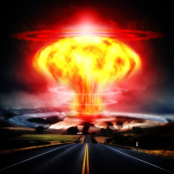 Nuclear Explosion image 4994994