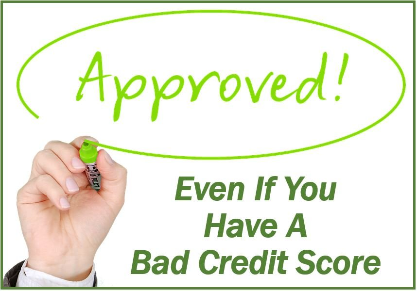 Loan With Bad Credit >> Bad Credit Score You Can Still Get A Loan Market Business