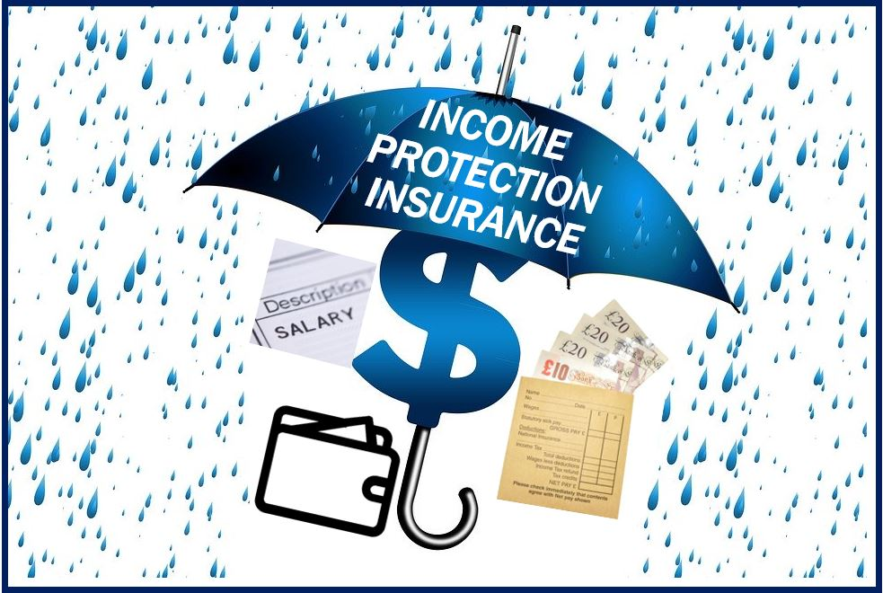 Income Protection Insurance Supplies a Replacement Income
