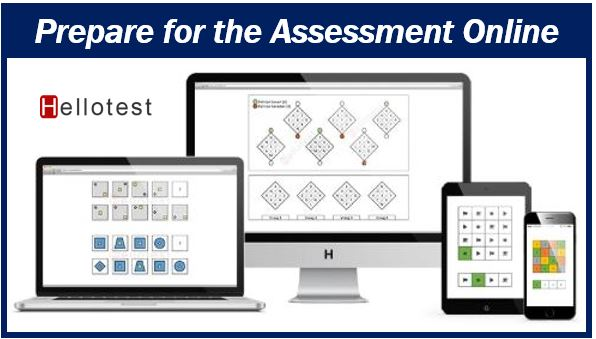 Online assessement practice - creative recruitment and selection methods