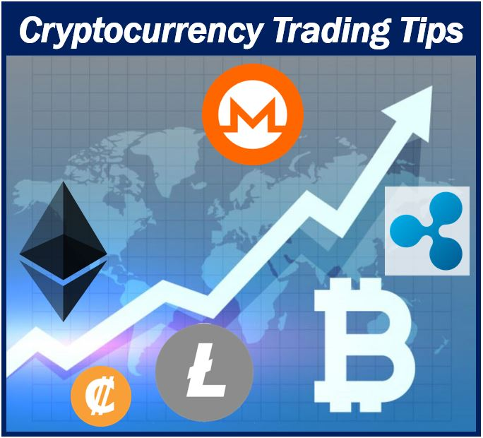 Option trade for cryptocurrency