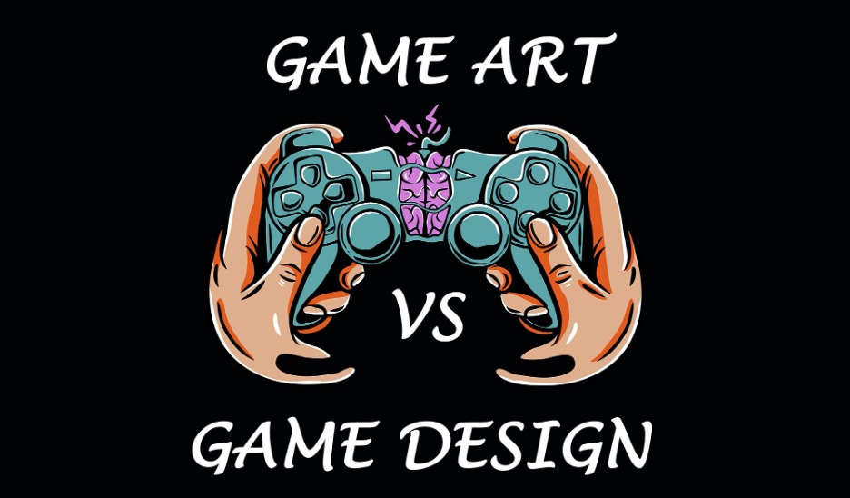 Game Art Vs Game Design Differences Roles And Ways To Find Experts,Fractal Design Define Nano S Black Window