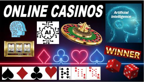 How Online Casinos Use Technology To Increase Player Security