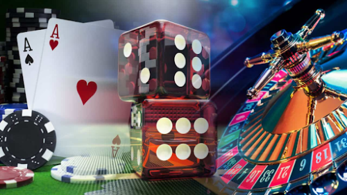 Benefits of Playing At An Online Casinos - Market Business News