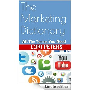 Free Ebook, The Marketing Dictionary