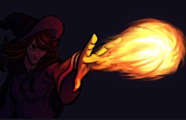 Firebolt dnd 5e