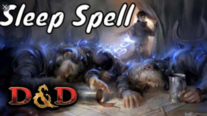 Sleep dnd 5e Spells – Top 10 Interesting Features of Sleep 5e