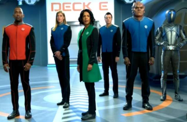 The Orville Season 3 Release Date, Cast, Story, and Characters