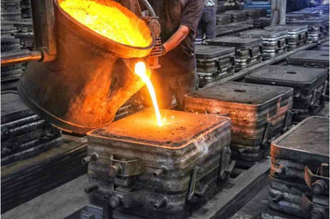 What is Metal Casting? 5 Types of Metal Casting Process