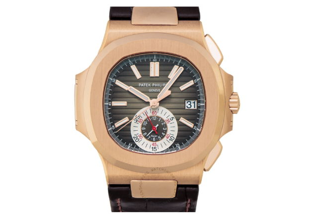 Time Of The Day: A Taste Of Luxury With Patek Philippe's Nautilus Collection