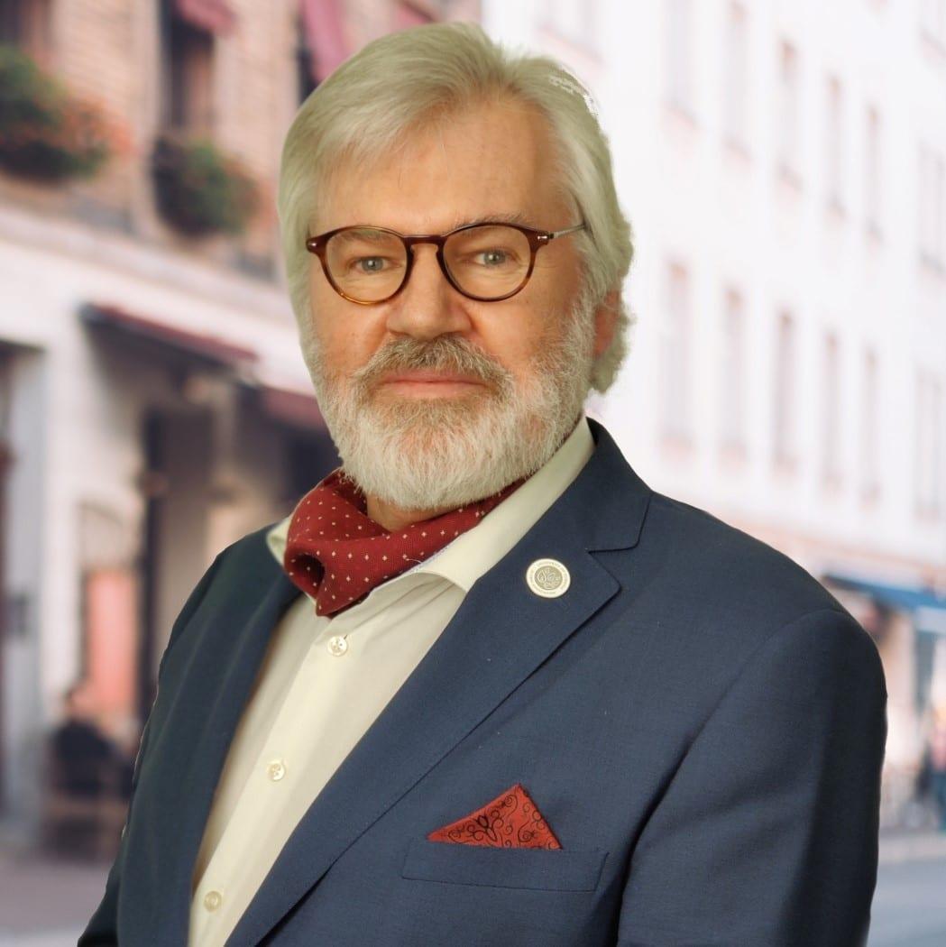 Jef Teugels, CCXP, PgDID
