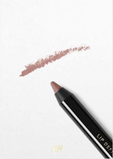 Delineador de Labios Color Au Naturel Marca H&M