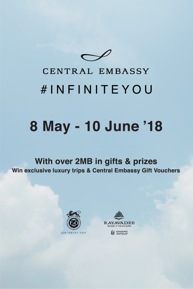 Central Embassy #INFINITEYOU