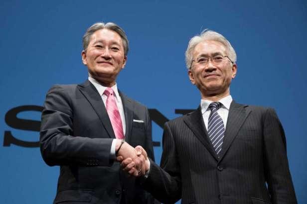 Kazuo Hirai Kenichiro Yoshida