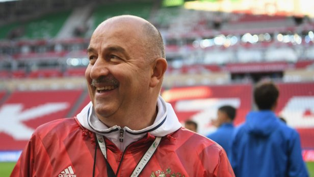 ฟุตบอลโลกฉบับรัสเซีย Stanislav Cherchesov