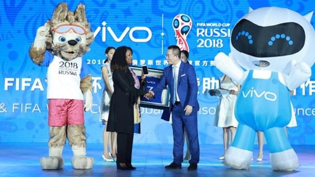 ฟุตบอลโลกฉบับรัสเซีย Vivo