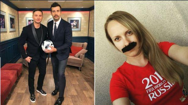 ฟุตบอลโลกฉบับรัสเซีย Mustashe