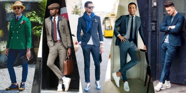 Sneaker Suit