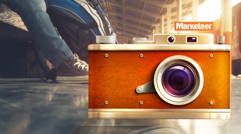 ตลาด กล้อง