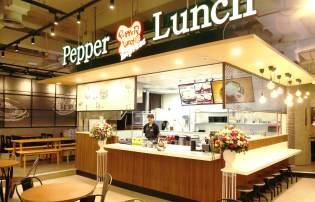 Pepper Lunch @Food Heaver