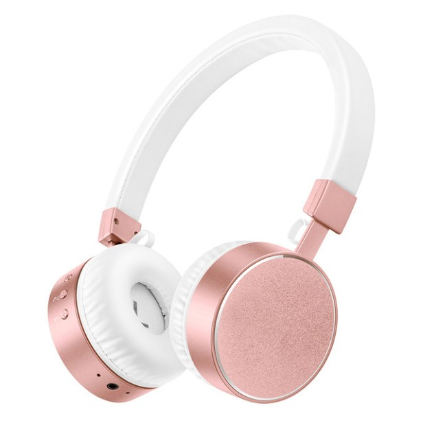 Rose Gold Earphone