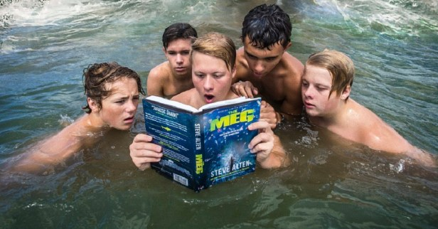 The Meg Novel
