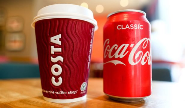 Costa Coffee Inside