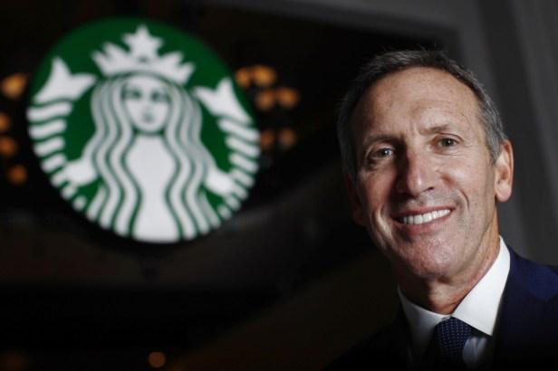 Starbucks Howard