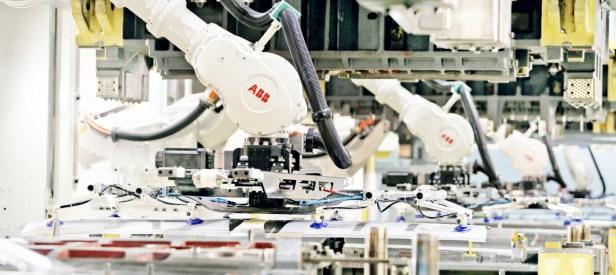 หุ่นยนต์สร้างหุ่นยนต์