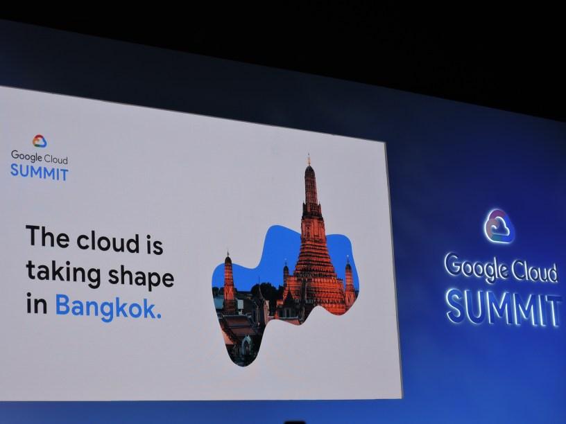 Google Cloud Summit in Thailand