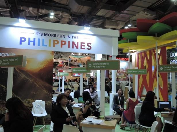 ททท ประเทศไทย ฟิลิปปินส์