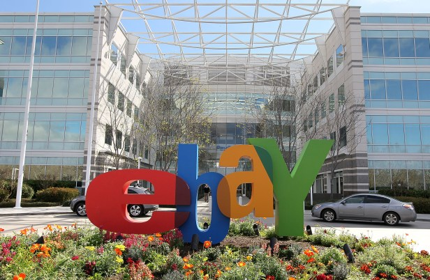 ebay headquater