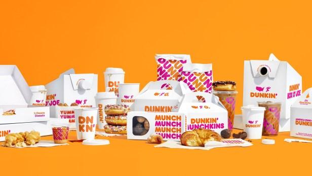 Dunkin' New