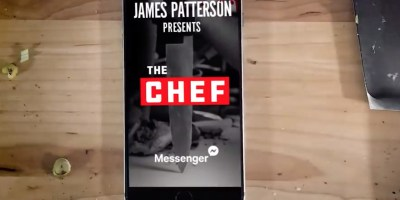 The Chef James Patterson