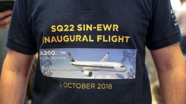 Non-stop flight t-shirt