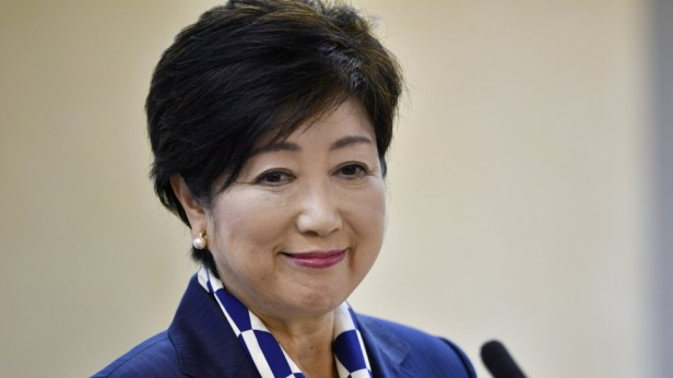 ซึกิจิ Tokyo mayor