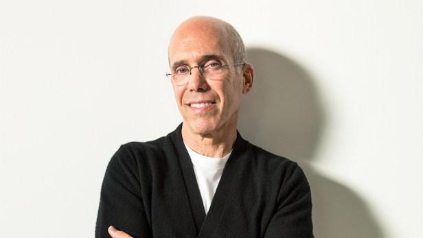 Warner Jeffrey Katzenberg