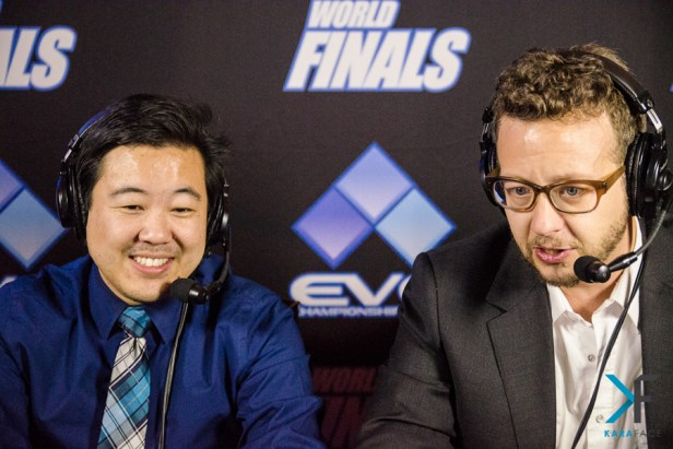 Fighting Games Community - Casters