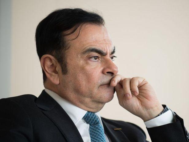 Saikawa Ballore Ghosn