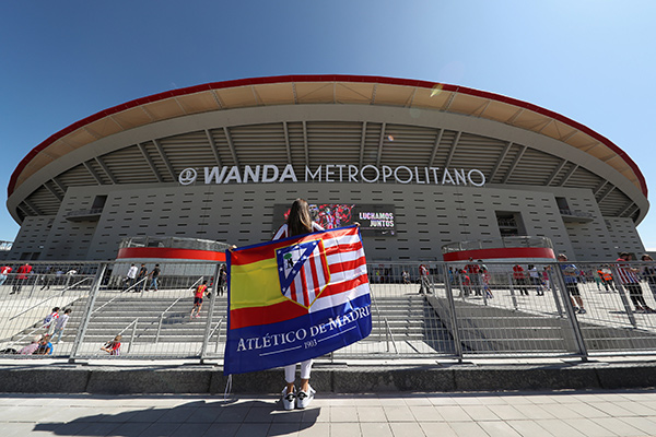 ข่าวใหญ่แบรนด์ดัง Atletico Wanda