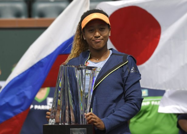 Naomi Osaka Indian Well