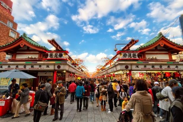 Golden Week Temple